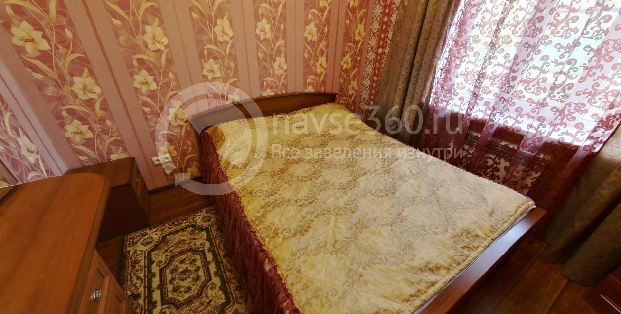 Представительский люкс спальня Майский сад