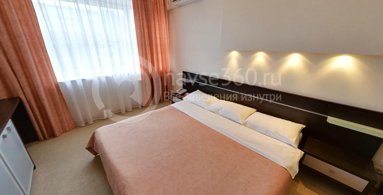 Номер стандарт отель Воробей