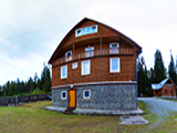 Серебряный Берег, гостевой дом