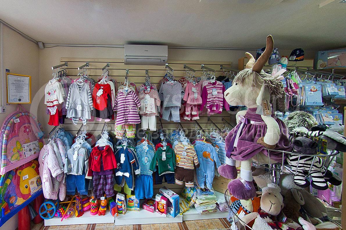 Баю-бай, магазин детских товаров, на Березанской. Краснодар