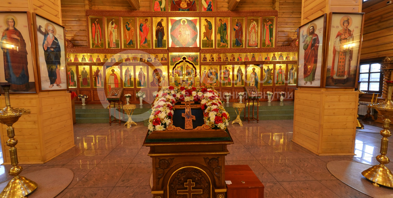 Храм Святой Троицы Нижний Новгород