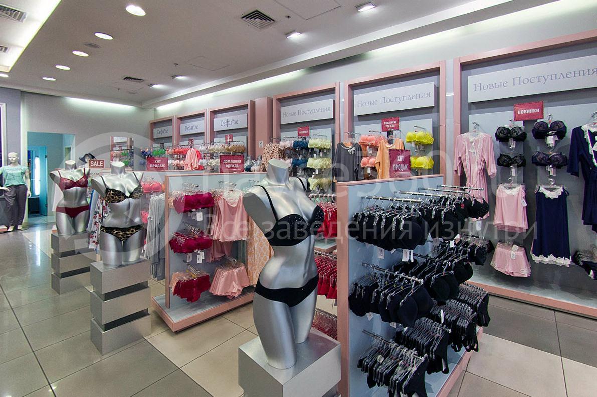 Магазин нижнего белья Дефиле, тц Галерея Краснодар