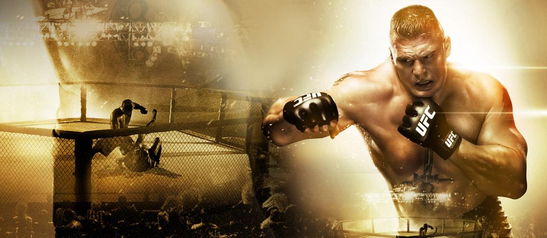 Выиграй абонемент на игру UFC 2012 XBOX!