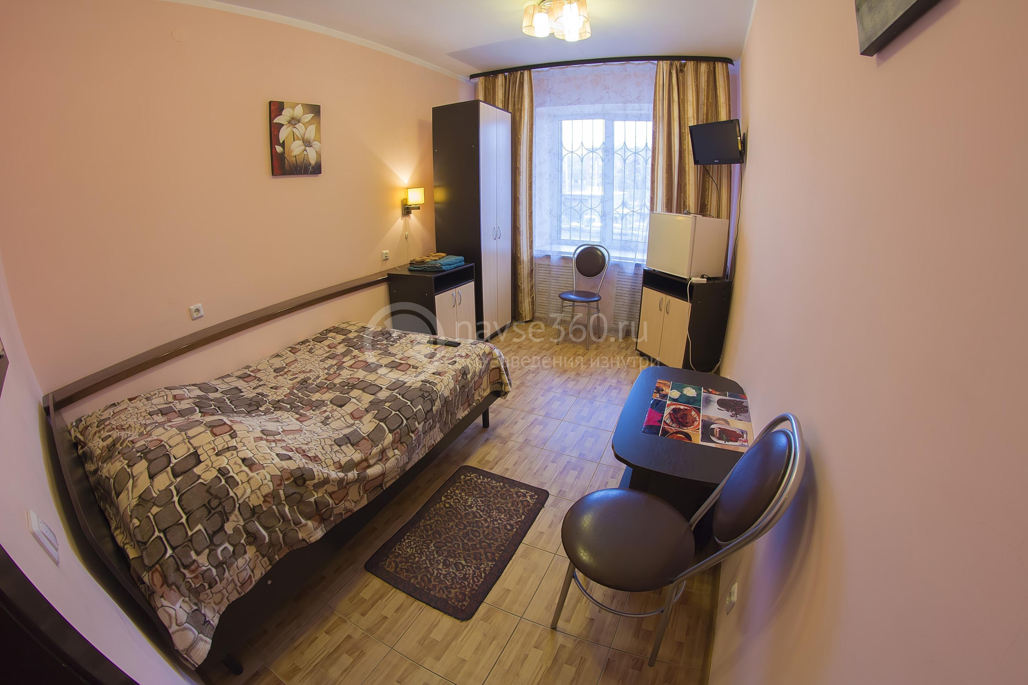 гостиница Мироновская