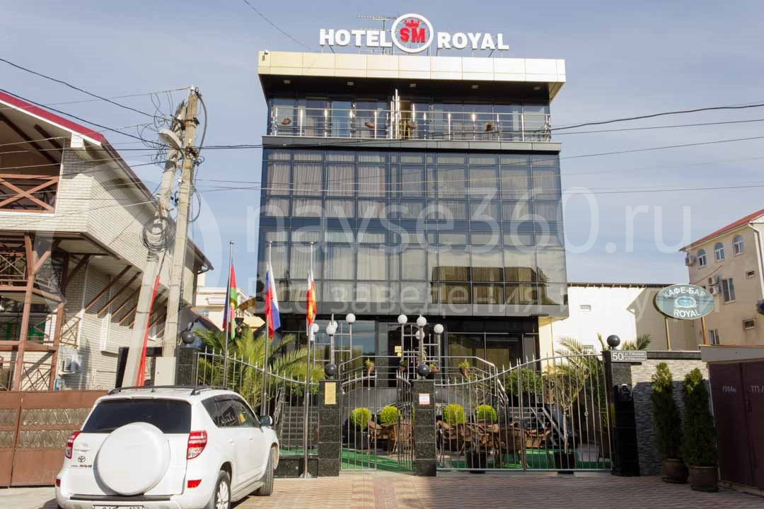 Ресторанно-гостиничный комплекс Royal в Сочи 2