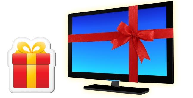 Стихи в подарок с телевизором 814