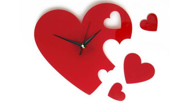 Счастливые часы для Влюбленных!