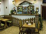 Хинкальный дворик, кафе кавказской кухни