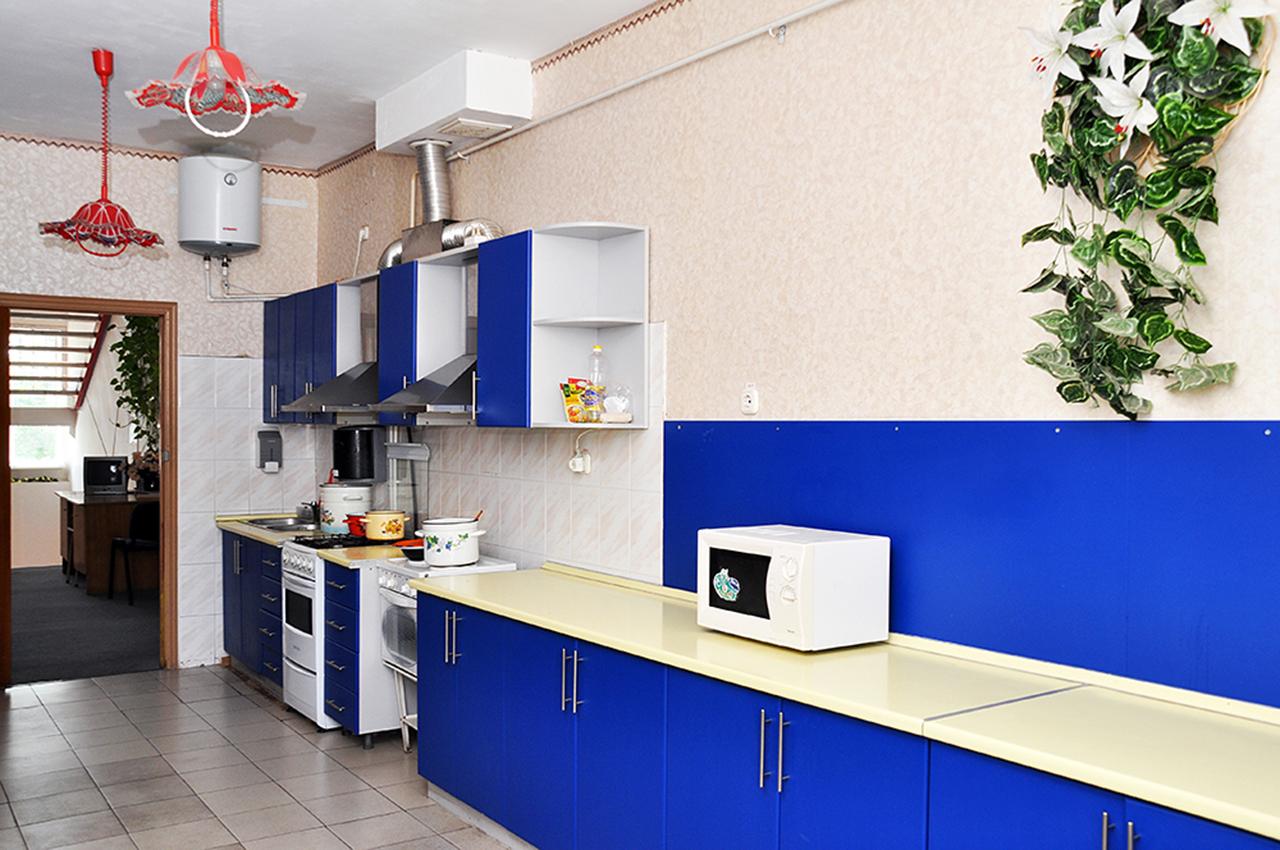 Кухня общежития
