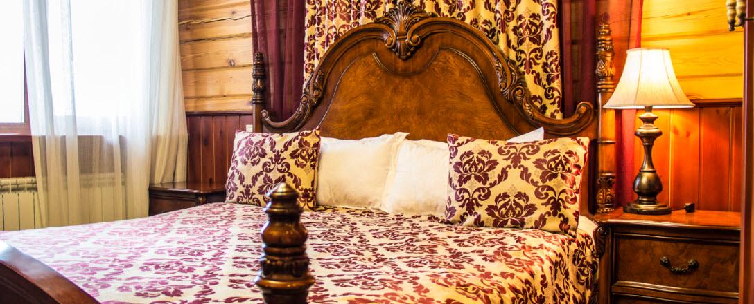 Dream of Baikal, гостиничный комплекс
