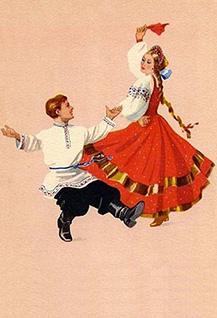 Отчетный концерт коллектива эстрадного танца Настроение