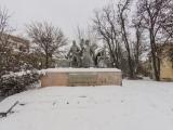 Памятник артиллеристам батареи Оганова и Вавилова