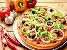 """Пицца в подарок от """"7 неба"""""""