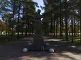 Памятник Кунгурцеву Евгению Максимовичу
