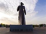 Памятник Солдату-красногвардейцу