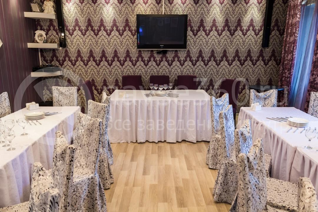 VIP зал в арт-кафе Дача Босса в Сочи