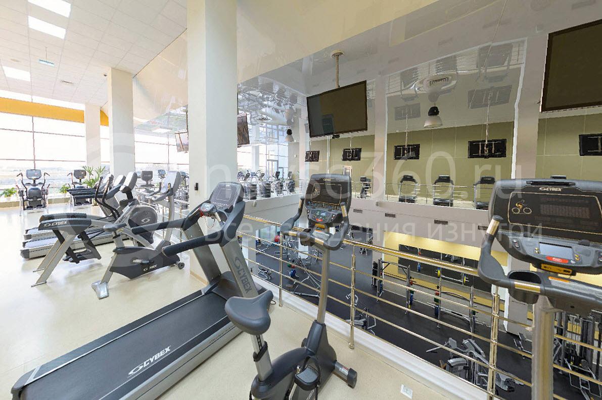 Фитнес клуб Gold Fit & SPA Краснодар