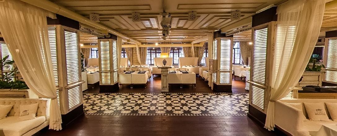 La Villa, ресторан-бар