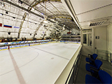 Ледовый дворец, спортивный комплекс