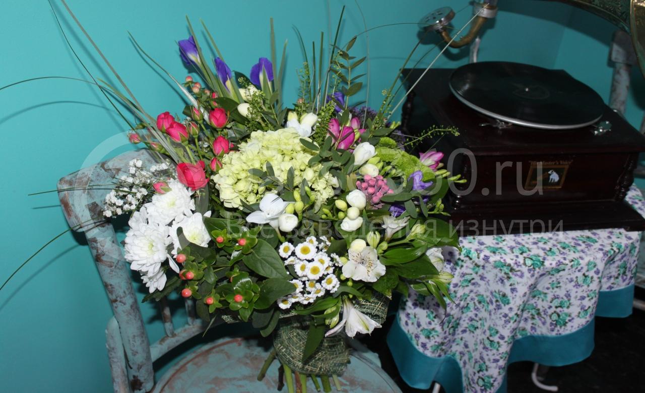 Аленький Цветочек букет