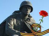 Дума солдата —  Аллея героев, памятник