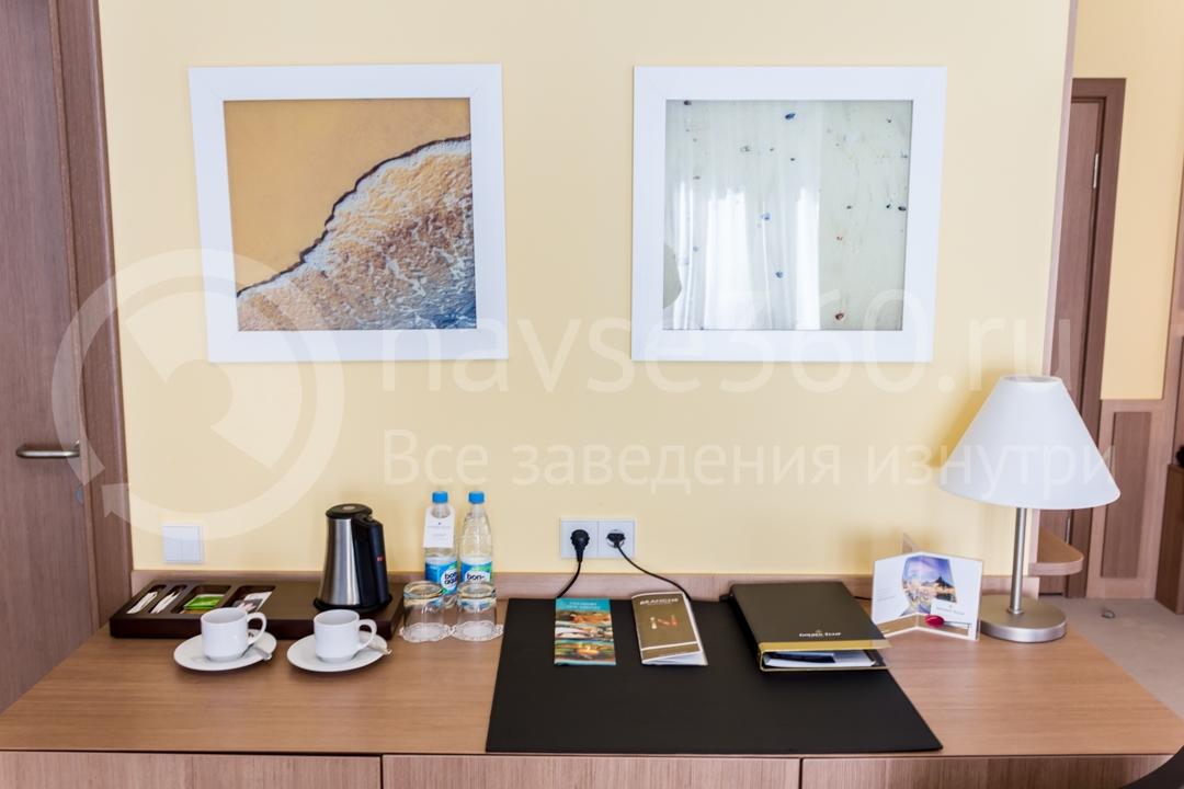 Номер в отеле Голден Тюлип Роза Хутор в Сочи