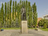 Памятник Ф.Э. Дзержинскому