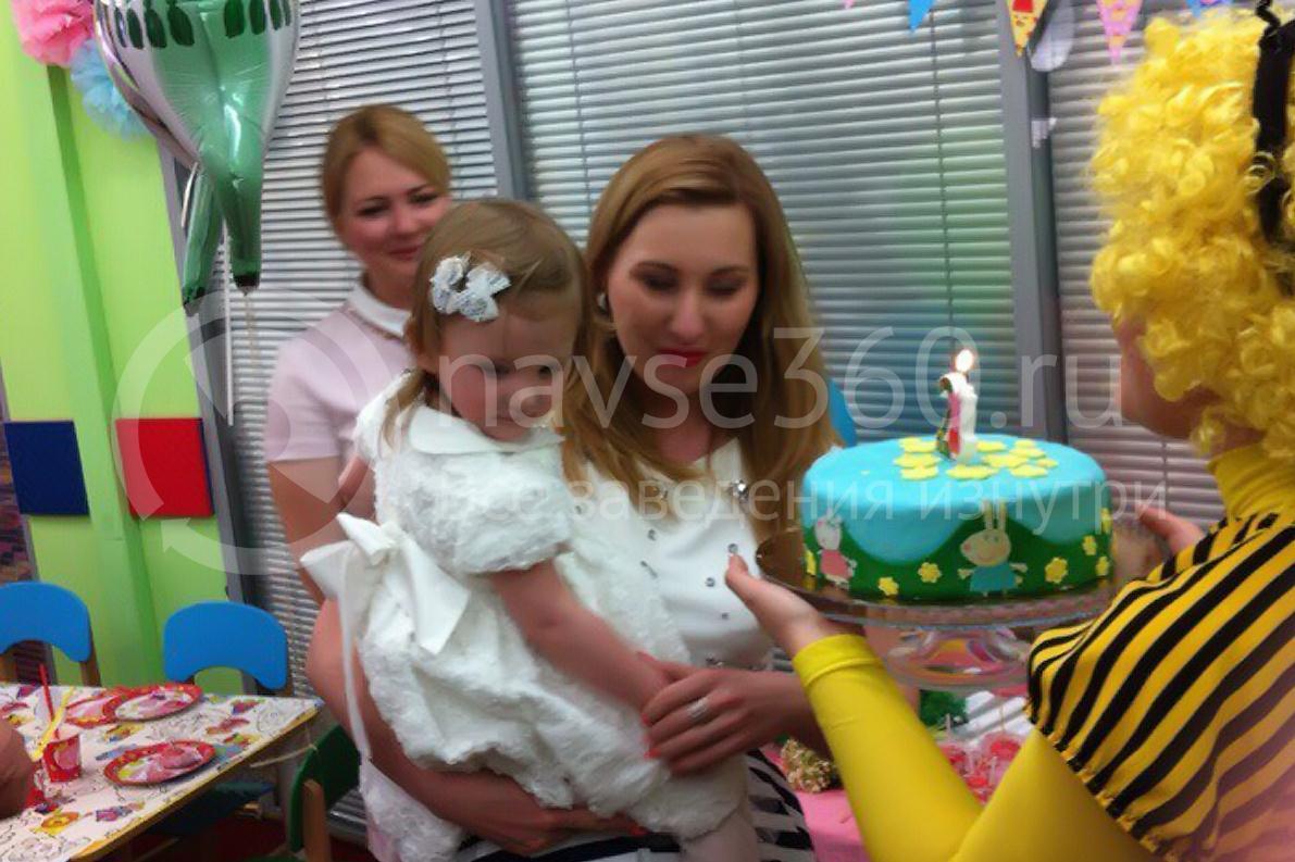 детский день рожденья в клубе бамбини краснодар 03