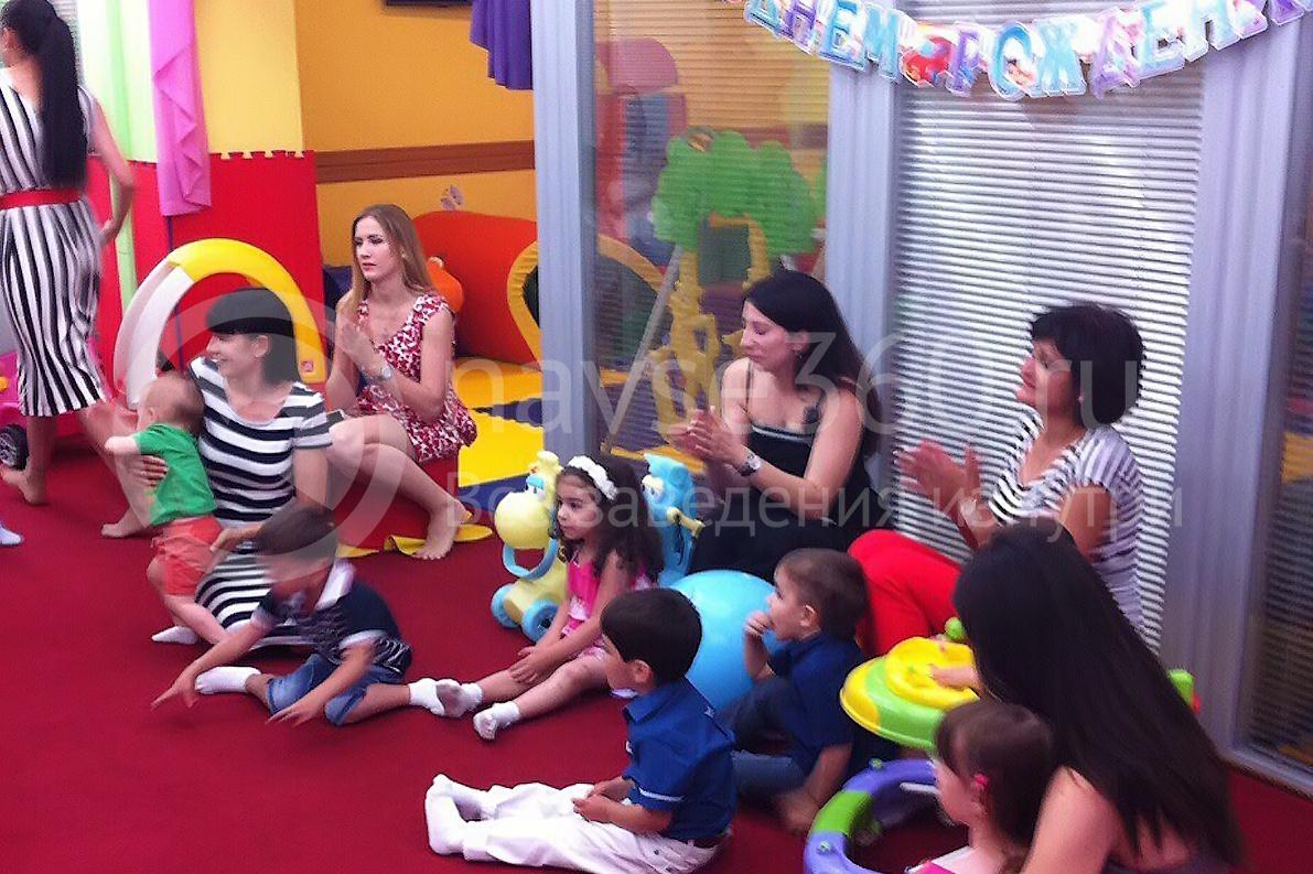 детский день рожденья в клубе бамбини краснодар 07
