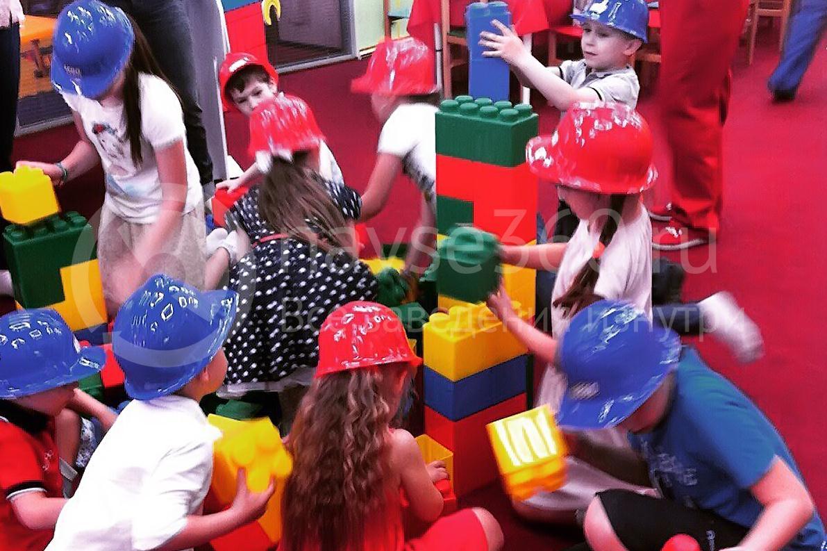 детский день рожденья в клубе бамбини краснодар 09