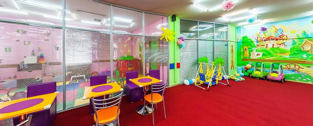 детский день рожденья в клубе бамбини краснодар 25