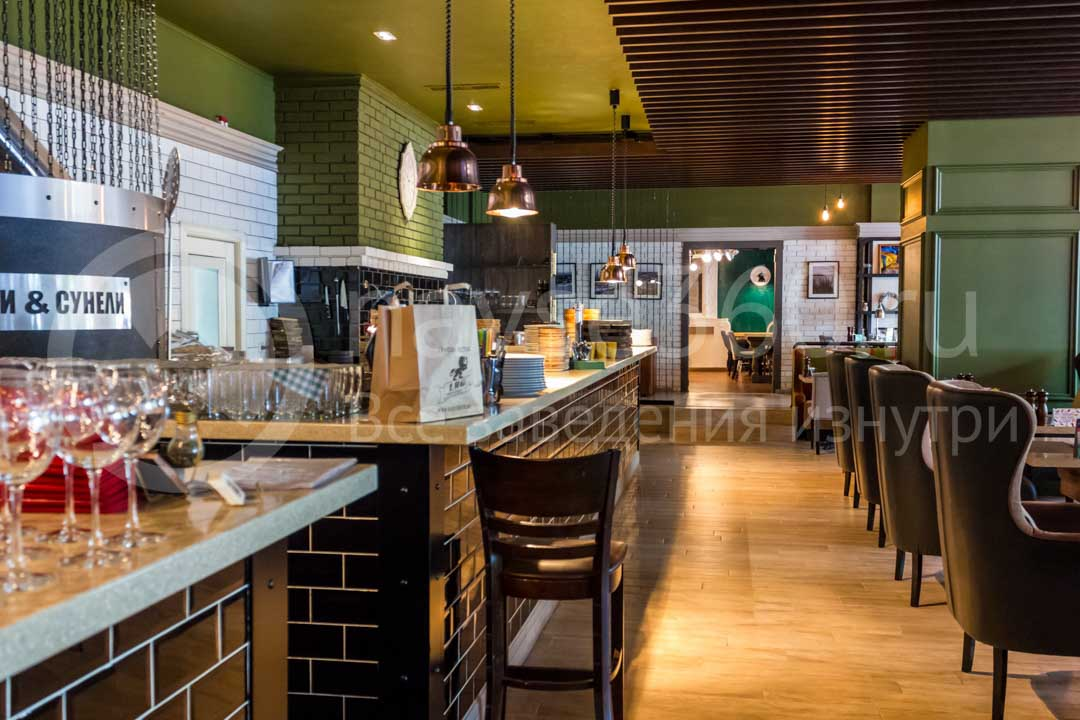 Ресторан Хмели Сунели в Сочи 2