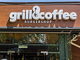 Burgershop Grill & Coffee, кафе