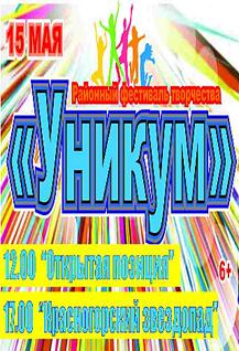 Районный фестиваль творчества «Уникум»